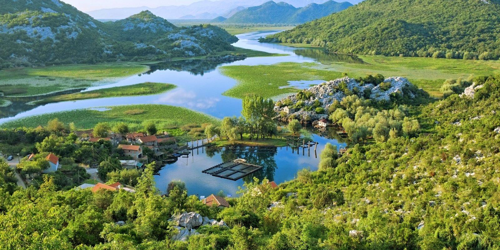 Lake Skadar - Montenegro