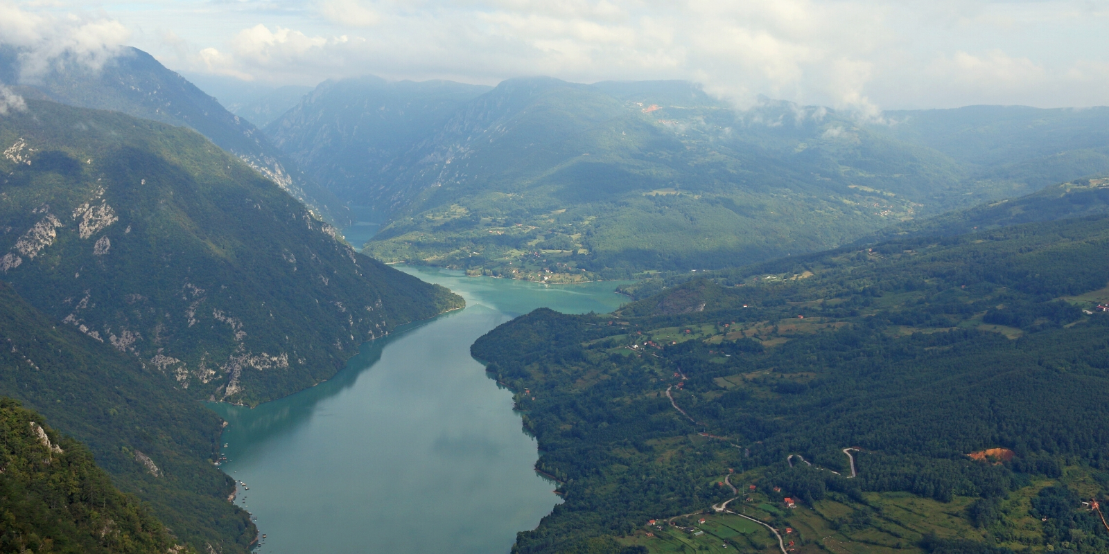 Tara Canyon - Montenegro