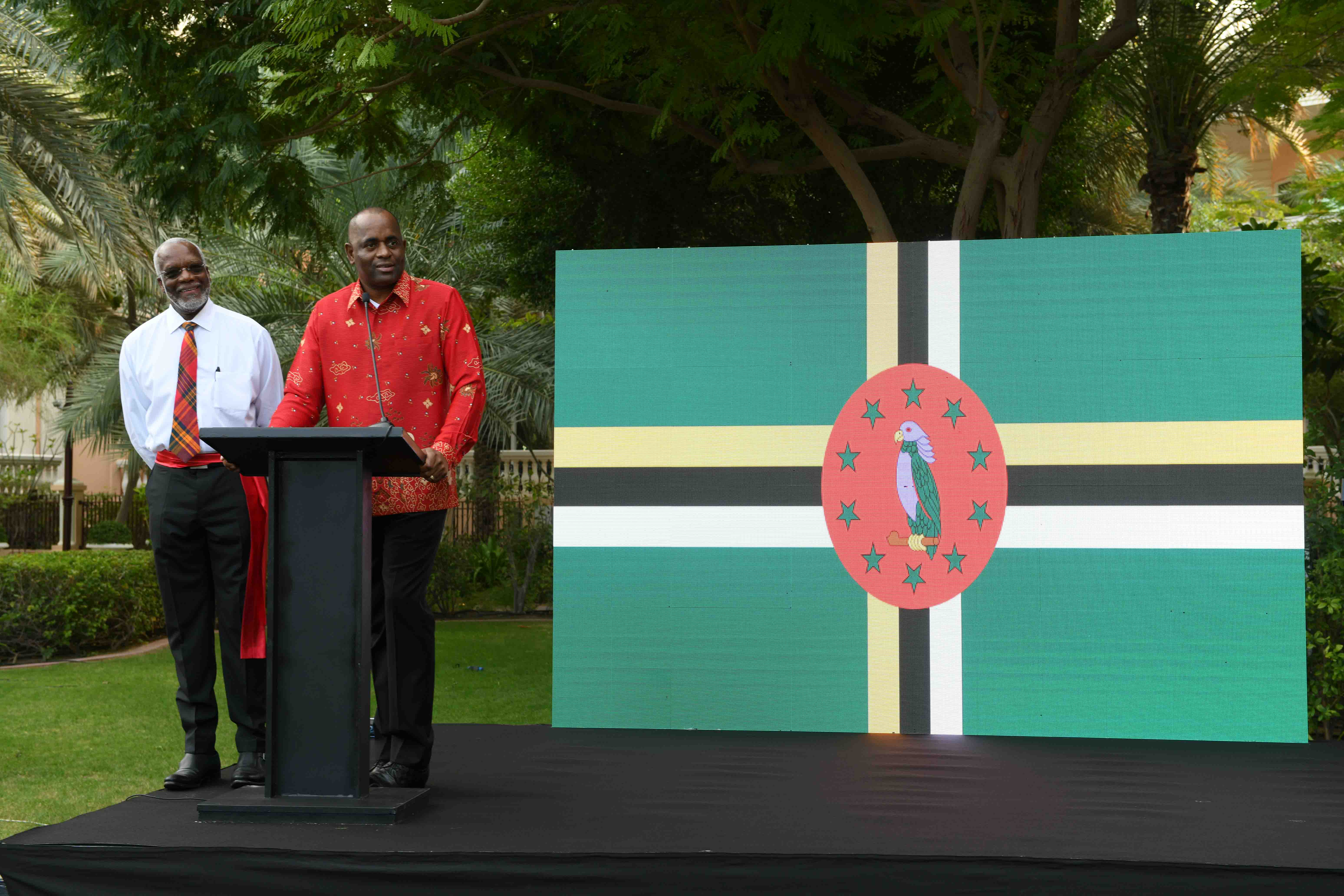 Dominica opens embassy in UAE