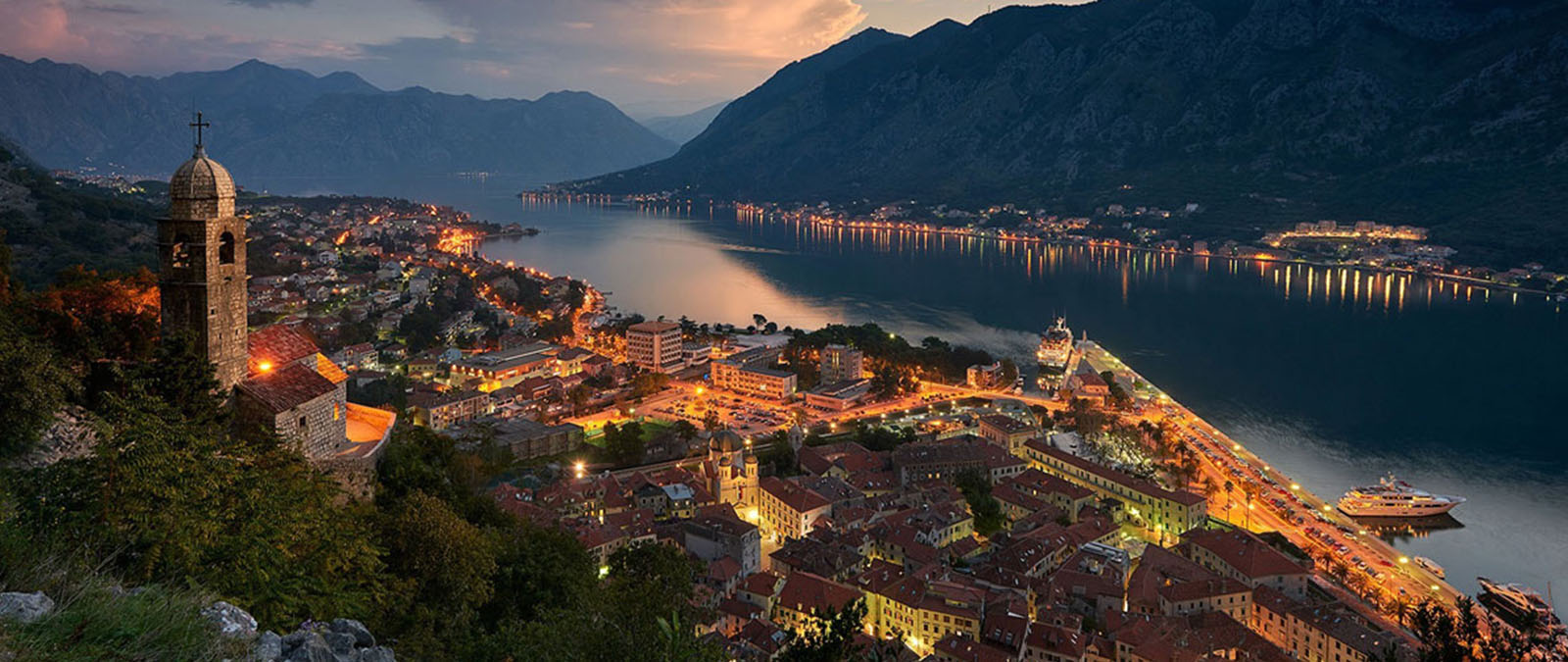 Montenegro is the smallest ex-Yugoslav Republic country but one of the most beautiful and promising.