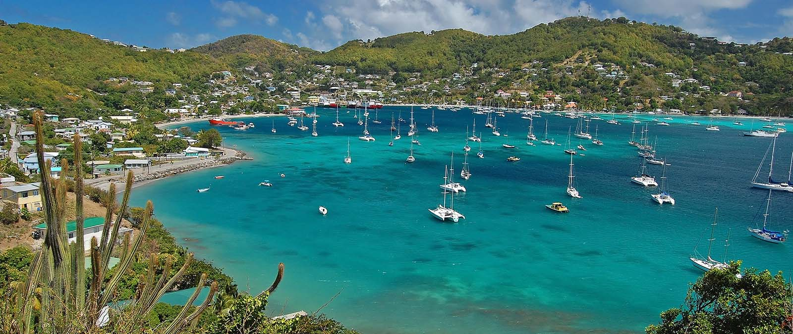 "More commonly known as the ""Spice Isle"", Grenada offers beautiful unspoilt beaches, diving, sailing, hiking and so much more."