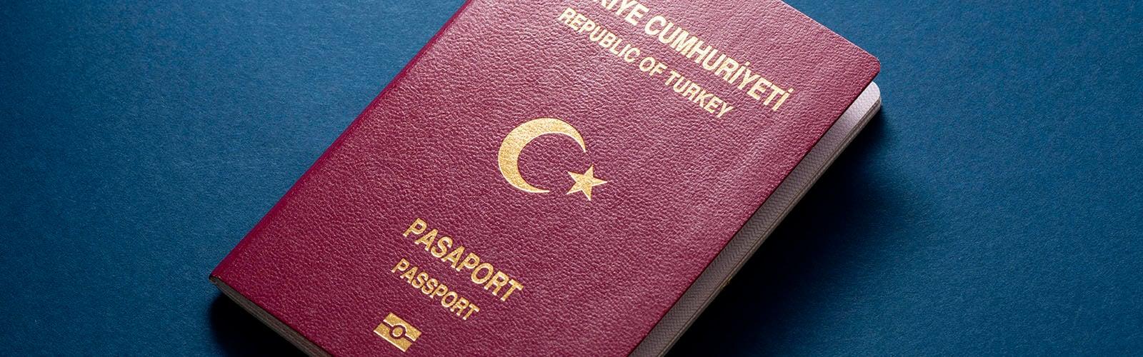 Passport from Turkey - Savory & Partners - Dubai, UAE-1