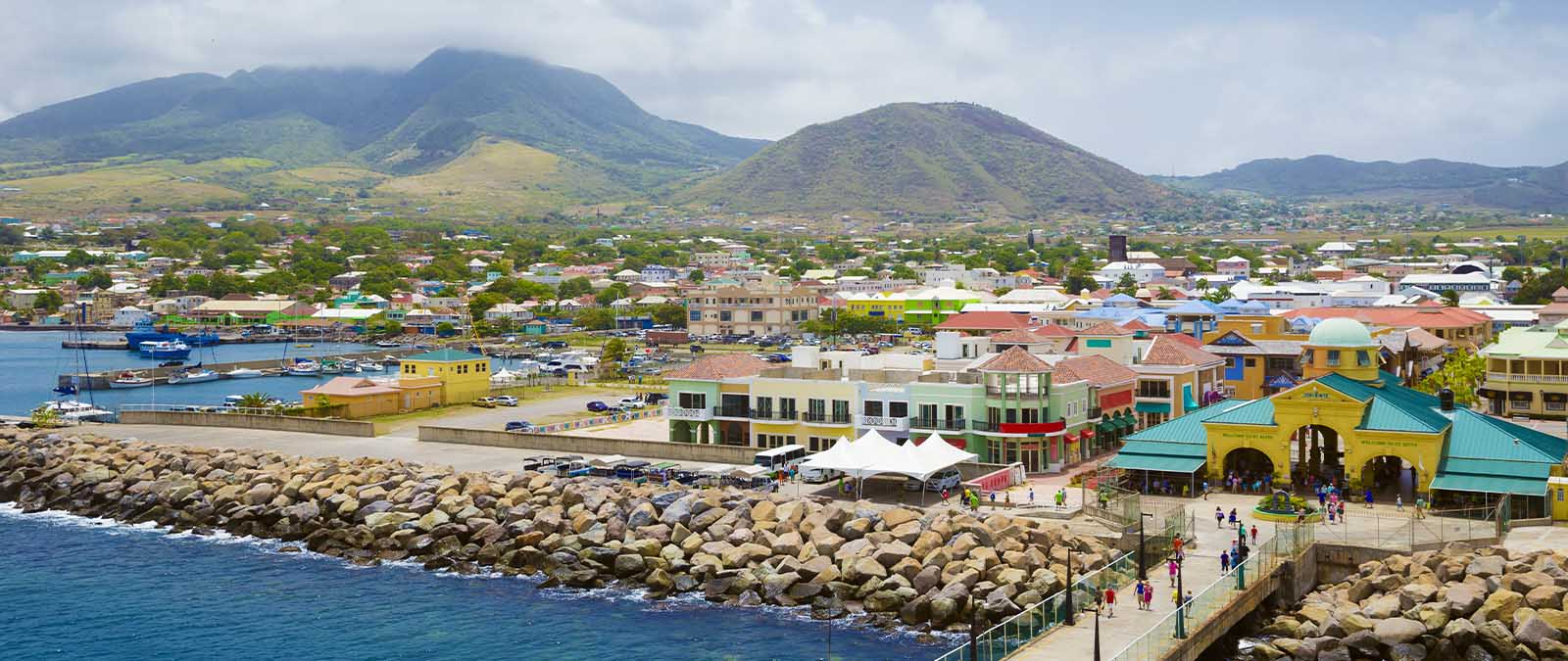 As a citizen of St Kitts and Nevis, you can settle there and enjoy the highest quality Caribbean lifestyle
