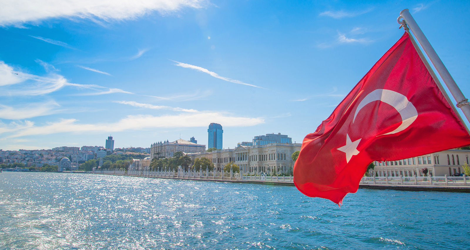 Turkish passport allows visa-free access to 110+ countries in the world including Singapore and Hong Kong