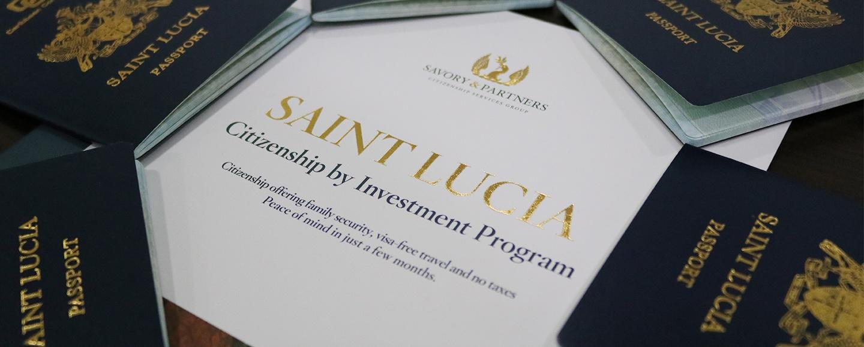 تم منح شركة سيفوري أند بارتنرز مرتبة الوكيل التسويقي المعتمد من قبل حكومة سانت لوسيا-1