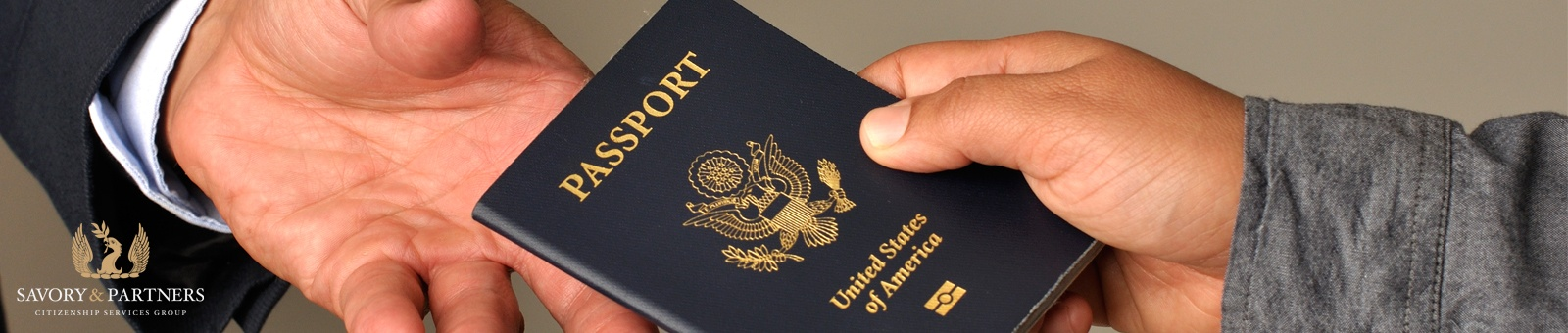Is someone offering you a fake passport?