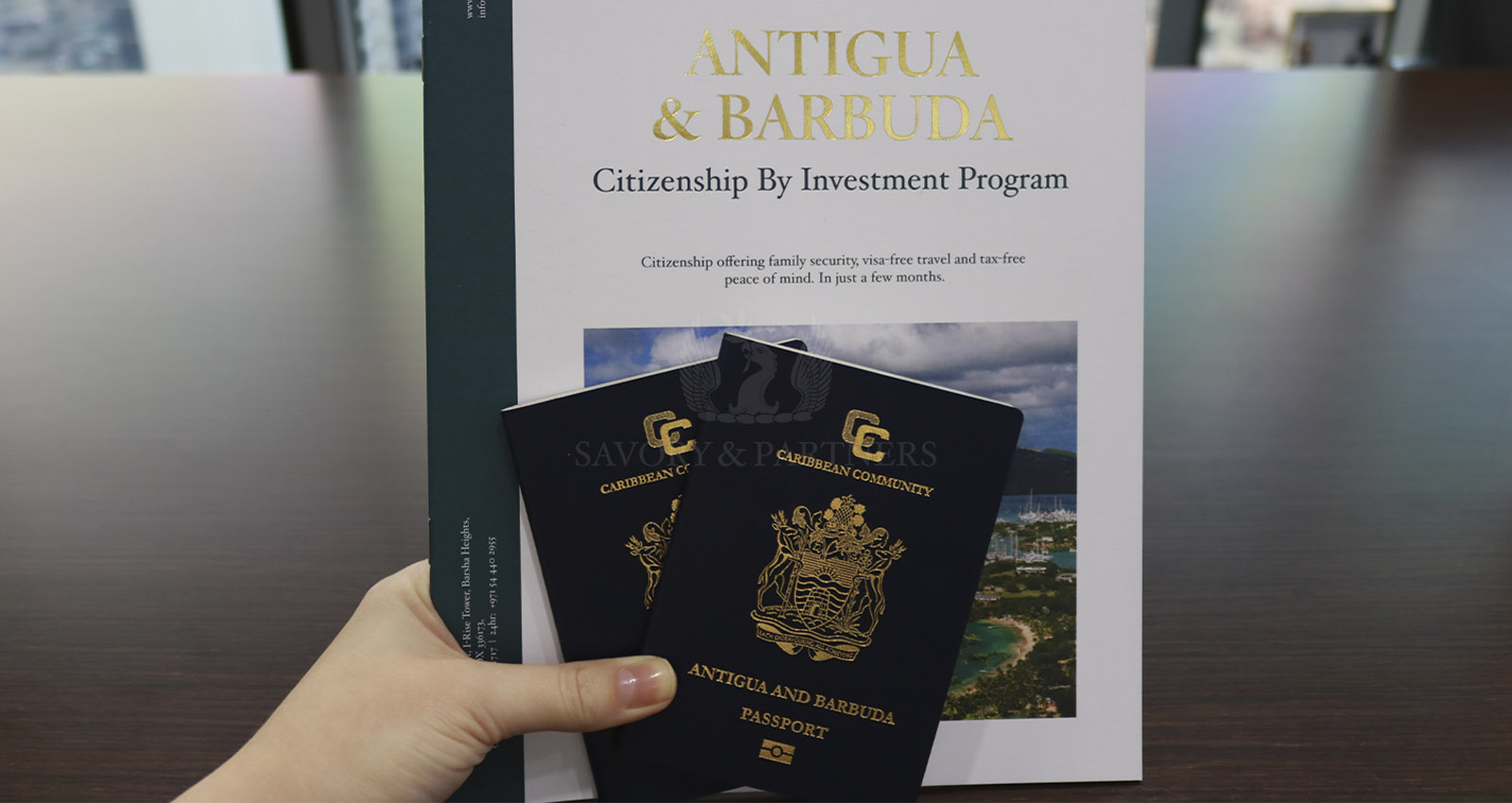 Iraqis are now eligible for Antigua & Barbuda Citizenship by Investment Program
