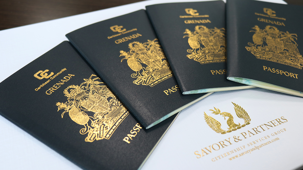 Obtain second citizenship and passport through a government authorised agent