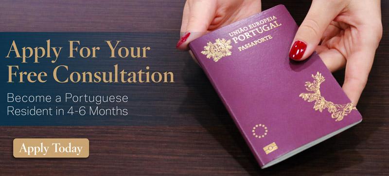 Portuguese Golden Visa CTA