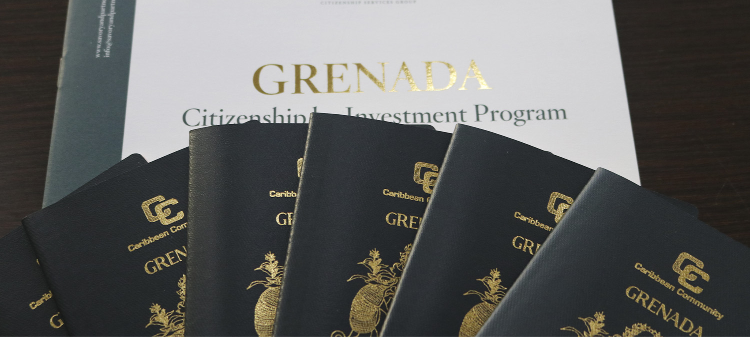 It is anticipated that by the year 2023, all passports issued by the passport office in Grenada will be the machine-readable e-Passports.